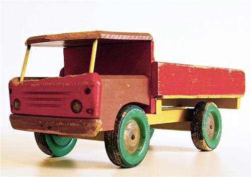 Camion En Bois Jouet Ancien # Jouet Ancien En Bois