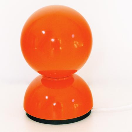 lampe eclisse orange. Black Bedroom Furniture Sets. Home Design Ideas